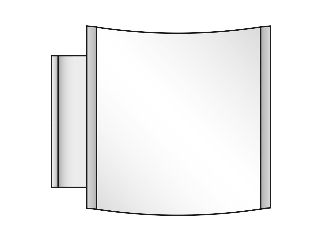 Fahnenschild Vexo - Varianten