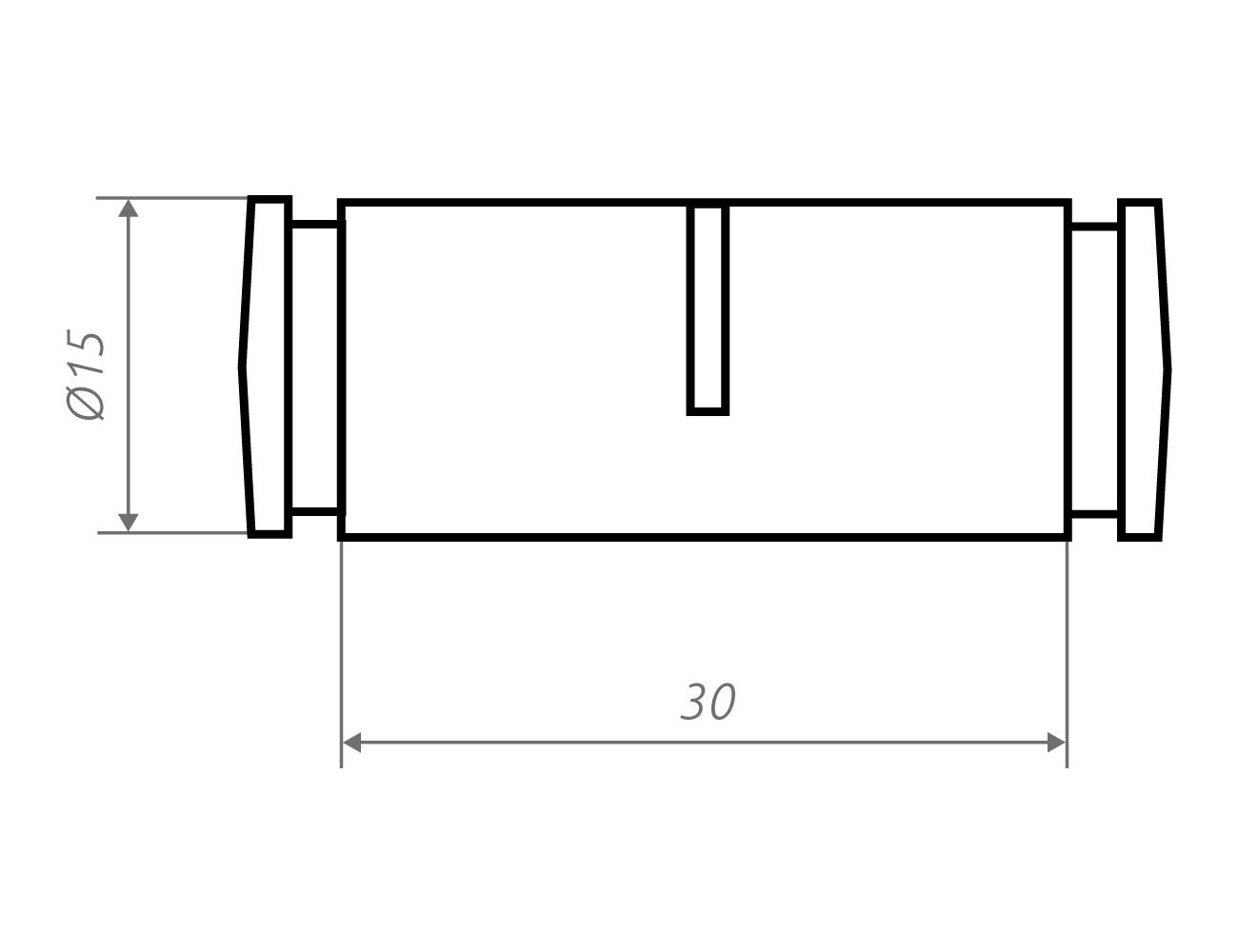 Grafik Schildhalter hb.s