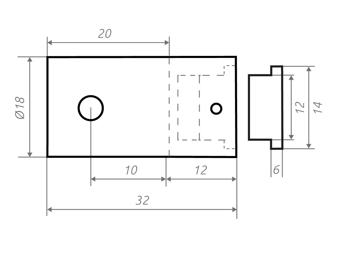 Grafik Fahnenhakter f2