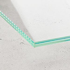 Türschilder aus Glas
