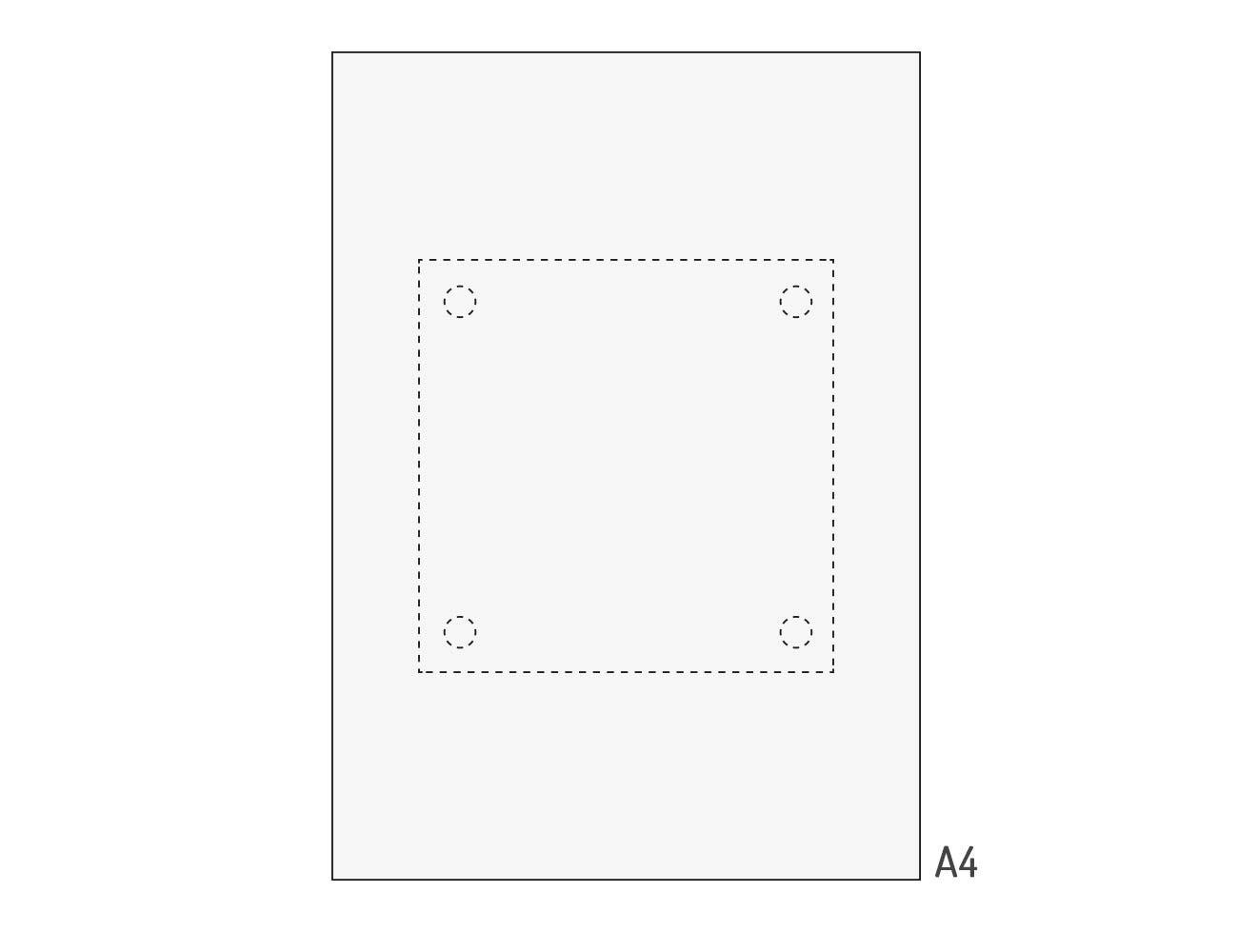 Satiniertes pref. Transparentpapier INOXO A4