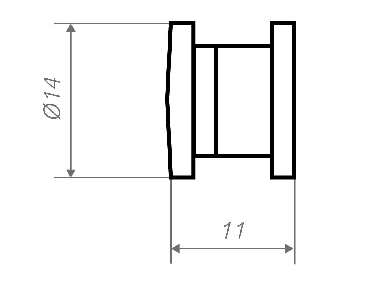 Grafik Schilderverbinder v12