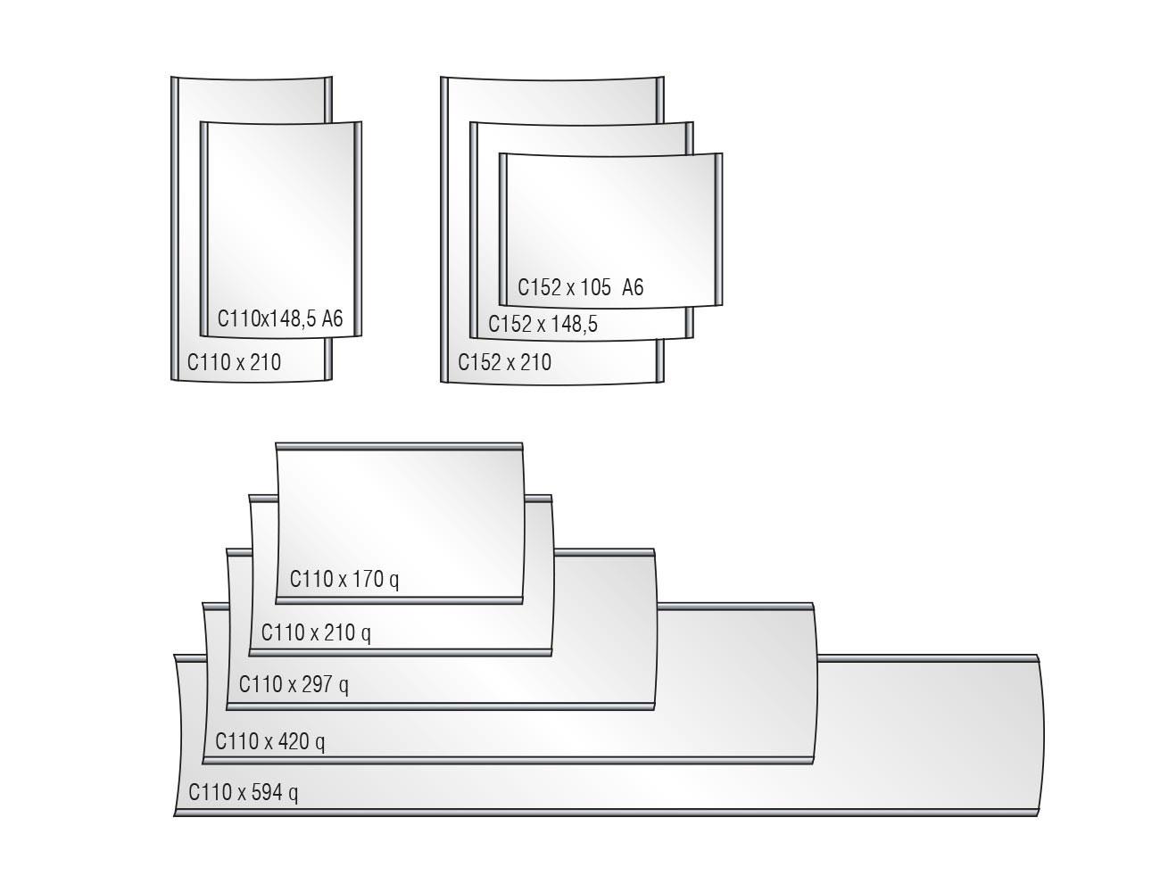 Türschild CISclic - Varianten